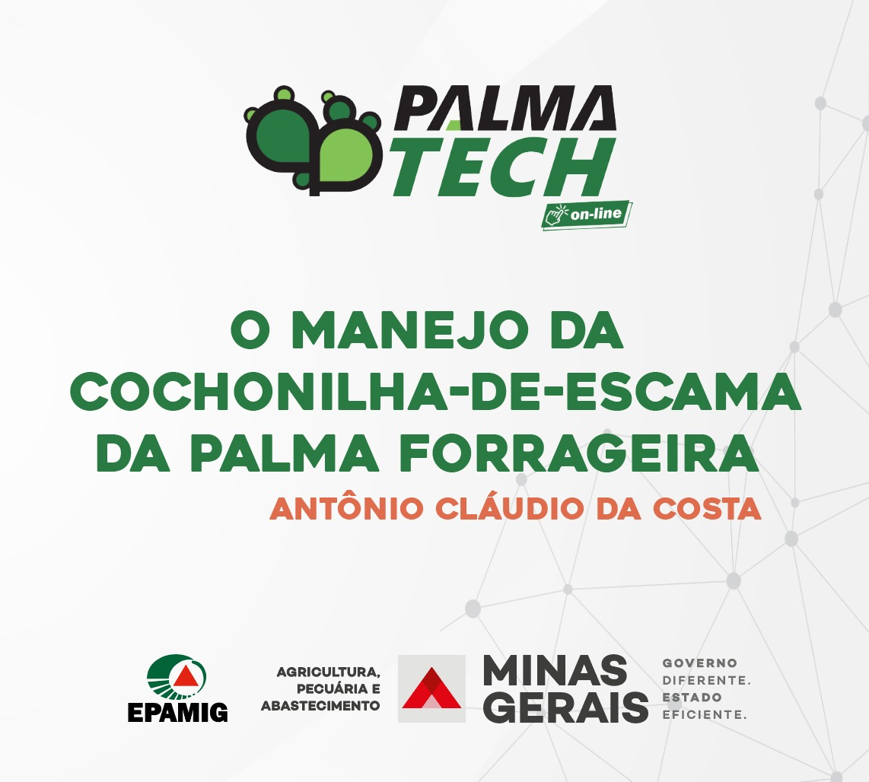 O manejo da cochonilha-de-escama da Palma Forrageira