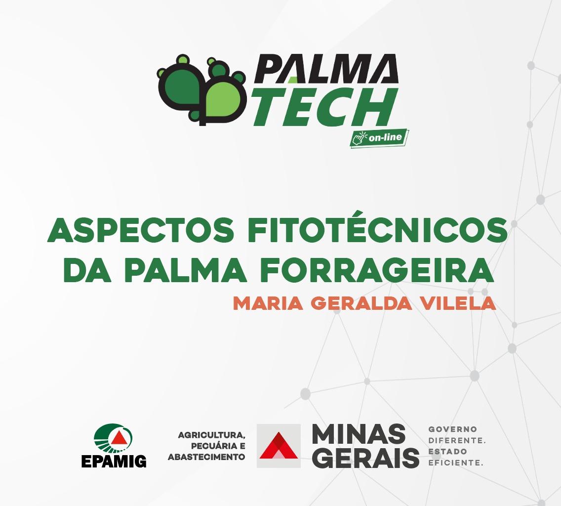 Aspectos fitotécnicos da Palma Forrageira